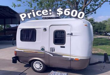 Near Perfect Condition 1984 Rare vintage camper.$600 for Sale in Salt Lake City,  UT