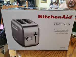 Ran new in the Box kitchenaid toaster for Sale in Land O Lakes, FL