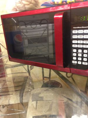 Microwave for Sale in Orosi, CA