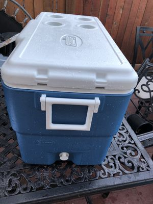 Coleman cooler for Sale in Bothell, WA