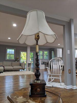 Antique night lamp for Sale in Great Falls, VA