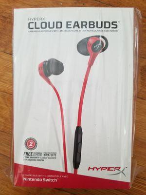 Hyperx Cloud Earbuds for Sale in Los Angeles, CA