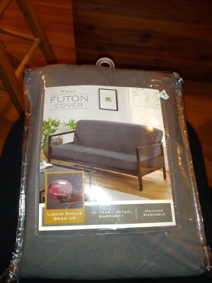 New Full Futon Cover for Sale in Homeland, CA