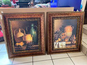 Beautiful frames art for Sale in Miami, FL