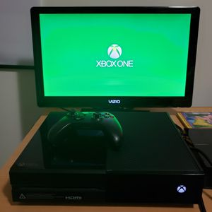 Xbox One 500 GB Bundle for Sale in Miami, FL