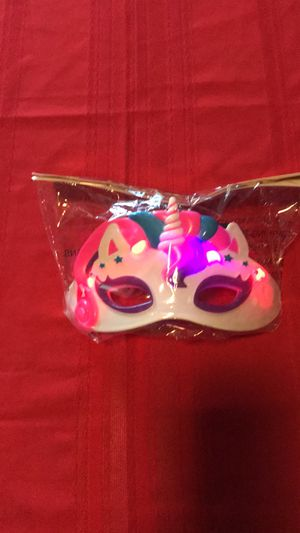 Halloween light up mask for Sale in Tampa, FL