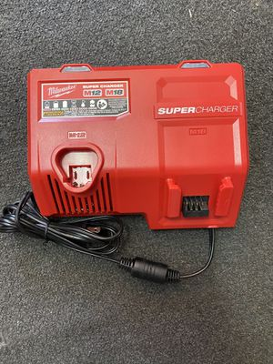 Milwaukee super charger for Sale in Hayward, CA