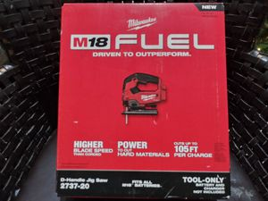 Milwaukee Jigsaw Tool Only for Sale in Miami, FL