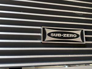 Subzero refrigerator/freezer and Gaggenau dishwasher for Sale in Morton Grove, IL