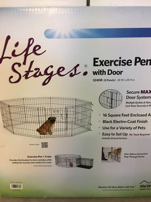 Dog pen for Sale in Winchester, CA