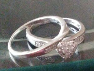 Wedding ring set for Sale in Canyon, TX