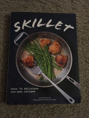 Skillet recipe book for Sale in Portland, OR