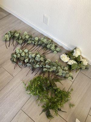 Faux flowers for Sale in Santa Clara, CA