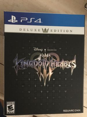 Kingdom Hearts 3 Deluxe Edition has for Sale in Spring Valley, CA