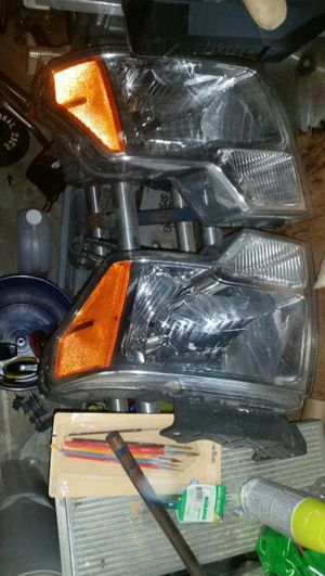 09 f150 headlights for Sale in Severn, MD