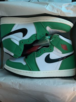 Air Jordan 1 Lucky Green Size 8W (6.5 men's) for Sale in Falls Church, VA