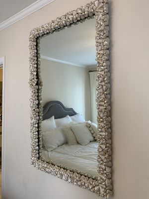 Shell Wall Mirror for Sale in Tampa, FL