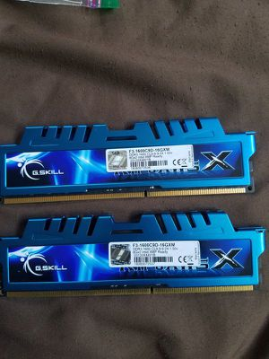 G.Skill Gaming 16gb DDR3 memory kit for Sale in Lakewood, CO