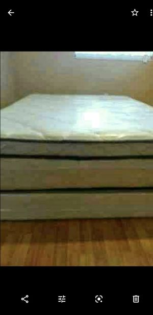 Queen size new thick pillow top bed can deliver for Sale in Bradenton, FL