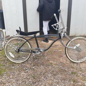 Chrome Low Rider Bike for Sale in Falls Church, VA