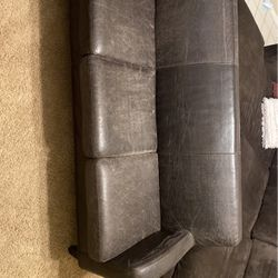 Small Brown Couch for Sale in Austin,  TX