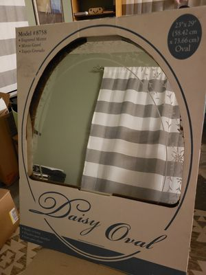 Oval Decorative Mirror for Sale in Spring Hill, FL