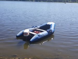 Poonton boat inflatable for Sale in Rolling Meadows, IL