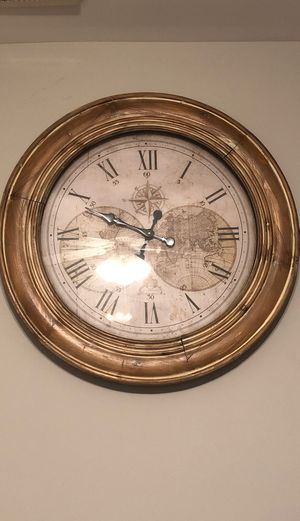 Vintage Wall Clock for sale for Sale in Chicago, IL