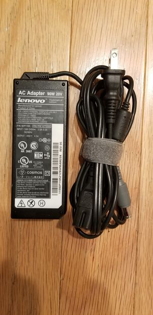 Lenovo 20V 4.5A laptop charger for Sale in Washington, DC