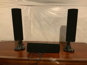 Surround sound speakers for Sale in Westminster, CO