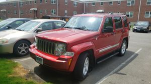 Jeep liberty limited edition for Sale in Wethersfield, CT