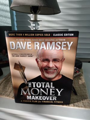#1 New York Times Bestselling Author Dave Ramsey Total Money Makeover for Sale in Winter Haven, FL