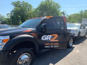 2008 tow truck Ford F450 for Sale in Orlando, FL