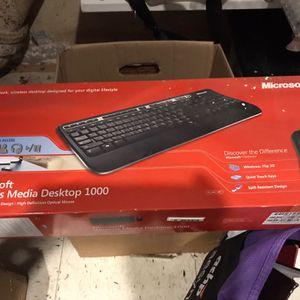 Microsoft wireless keyboard & Mouse for Sale in Cedar Grove, NJ