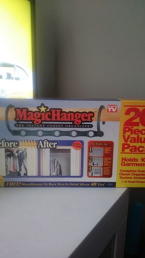 20 PIECE MAGIC HANGER for Sale in Baltimore, MD