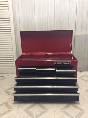Craftsman tool box great shape for Sale in Detroit, MI