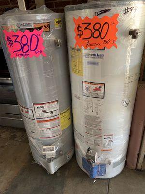 Water heater 50 galones 1 año de garantía for Sale in Vernon, CA