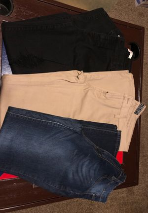 WOMANS SKINNY JEANS 3 for $25 for Sale in Philadelphia, PA