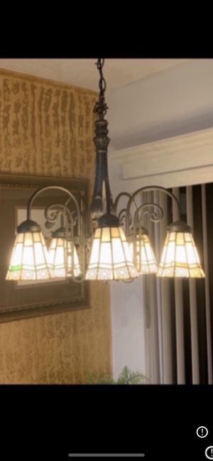 Tiffany style lamp for Sale in Miramar, FL