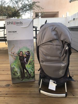 Phil & Teds escape hiking backpack for Sale in Huntington Beach, CA