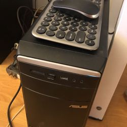 ASUS A8-6500 Desktop W/keyboard Mouse Set for Sale in Downey,  CA