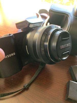 Samsung NX1000 20.3 MP Digital Camera 20-50mm Lens for Sale in Gilbert, AZ