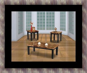 3pc marble coffee table for Sale in Fort Washington, MD