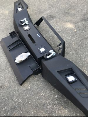 Dodge Ram Front Winch Bumper for Sale in Riverside, CA