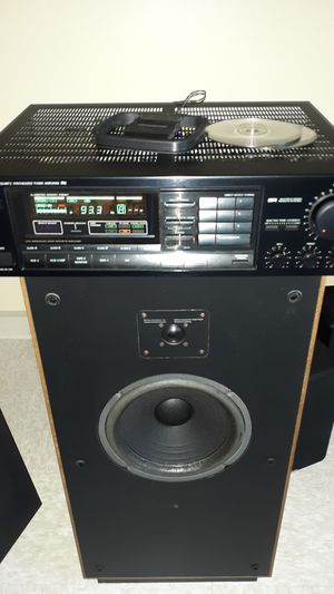 Onkyo stereo home sistem for Sale in Pawtucket, RI
