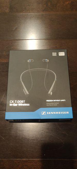 Sennheiser CX 7.00BT In-Ear Wireless headphones for Sale in Fullerton, CA