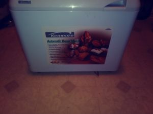 Kenmore automatic bread maker for Sale in Los Angeles, CA