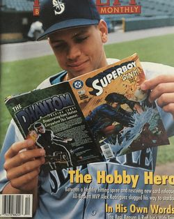 Beckett December 1996 issue # 141, Front Cover Alex Rodriguez, Back 1996 The year of the home Run for Sale in Boston,  MA