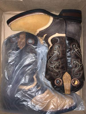 Brown Tejano Boots for Sale in Plant City, FL