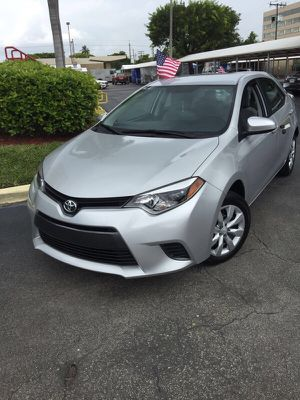 Toyota Corolla 2015 for Sale in Miami, FL